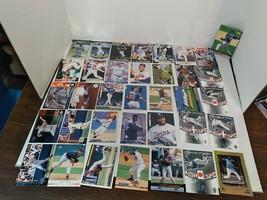 1995,1997,1998,1999,2000,2001 upper deck baseball lot of 36 cards - $17.33