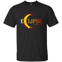 Total Solar Eclipse August 21 2017 T Shirt - ₨1,622.97 INR+