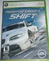 Need For Speed: Shift (used XBox 360/XBox Live game) - $14.00
