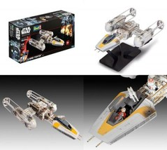 Revell - 6699 Easy Kit Star Wars Rogue One Y-Wing Fighter  - $26.43