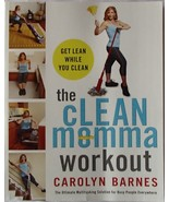 The Clean Momma Workout New PB Book Carolyn Bar... - $10.99