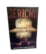 Jericho Season 3 Civil War Jason M. Burns Dan Shotz Robert Levine IDW Pa... - $54.44
