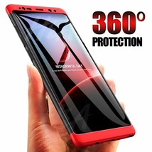 360 Full Coverage Phone Case For Samsung Galaxy S9 S8 Plus S6 S7 Edge PC - $5.96+