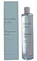 Bath & Body Works Breathe Calm Tranquil Lotus Blossom Fragrance Mist 3.3 oz - $332.52