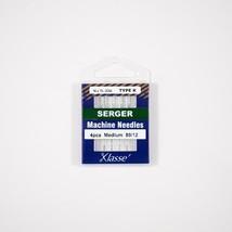 Klasse Serger J Needles  80/12 16x75/2054 system  20 Needles - $12.86