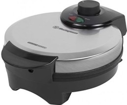 Westinghouse WWM1SSA Select Series Stainless Steel Waffle Maker - Amazon - $31.07 CAD