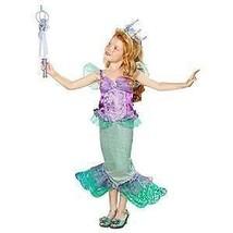 NWT Disney Princess Ariel Little Mermaid Costume Dress - $59.00