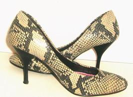 Women's Printed Heels Size 7.5 - $7.00