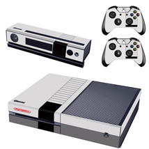 Nintendo Xbox One Console SKIN + 2 x Controller Stickers Decal FacePlate - Pad - $11.11