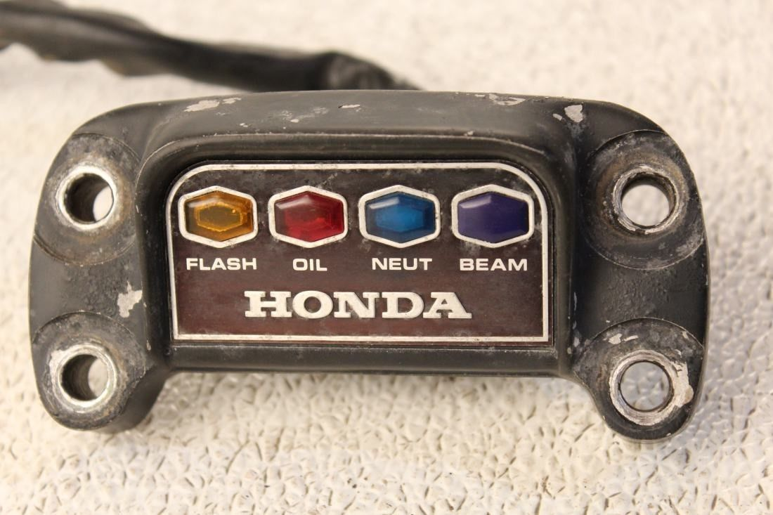 1972 Honda CB750 72 750 Indicator Lights