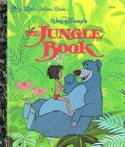 Walt Disney's The Jungle Book [Hardcover] [Jan 01, 1996] Kipling, Rudyard - $7.75