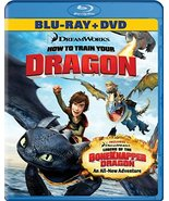 How to Train Your Dragon [Blu-ray + DVD] (2010) - $5.00