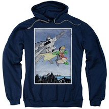 Batman - Dkr Duo Adult Pull Over Hoodie Officially Licensed Apparel - $36.99+