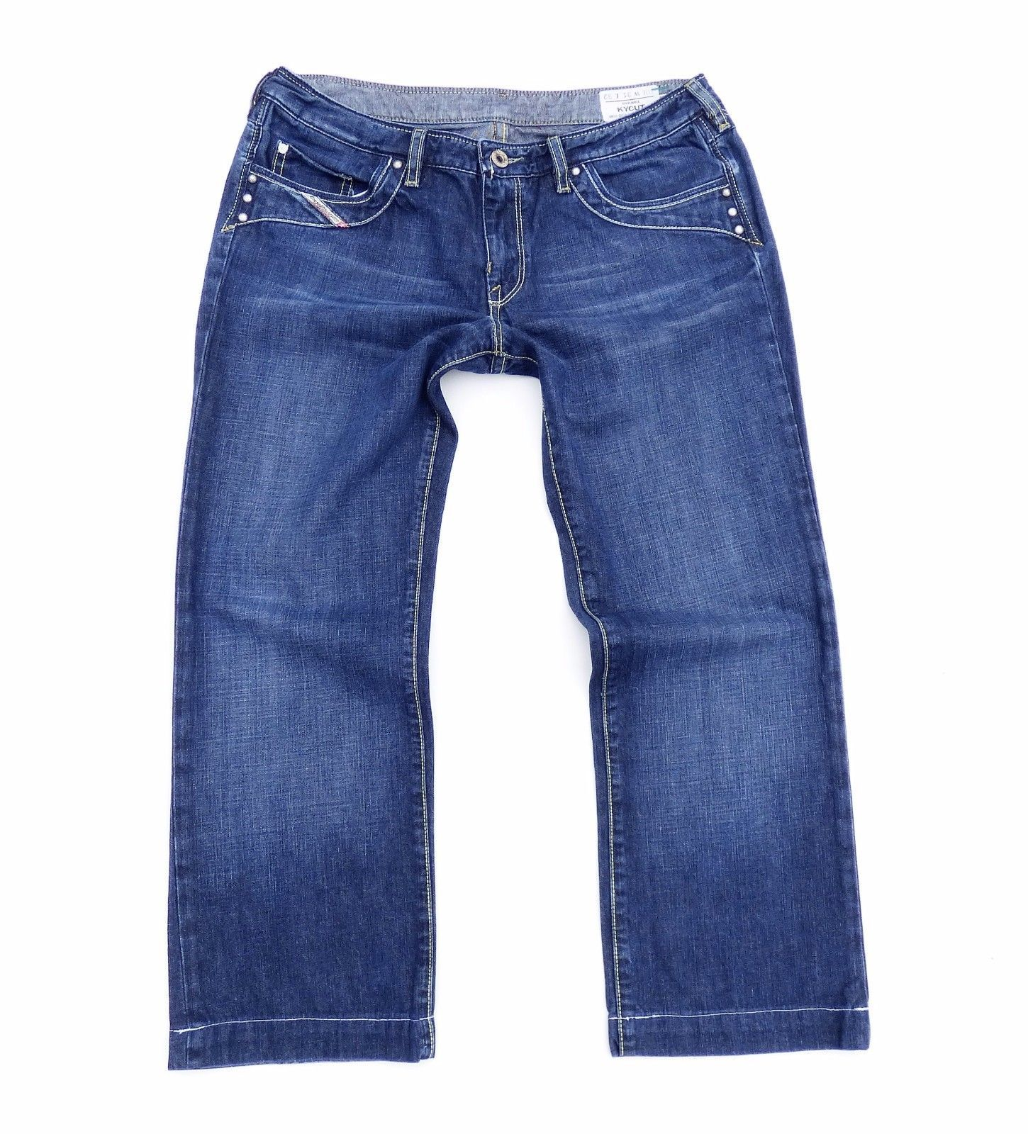 911bb5d6 Blue Denim Diesel Kycut Wash 0086F Zip Fly and 50 similar items