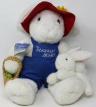 "New The Runaway Bunny 19"" Plush Margaret Wise Book Stuffed Animal Target Set Lg - $18.69"