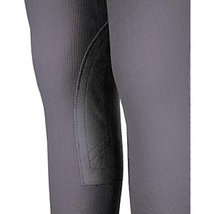 Devon-Aire Ladies All-Pro Dev-Tek Ribbed Hipster Breeches image 2