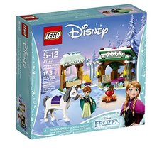 LEGO Disney Frozen Anna's Snow Adventure 41147, Disney Princess Toy - $48.50