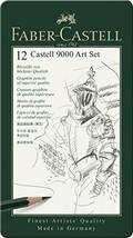 *Faber-Castell 9000 No. pencil art set 119065 [Japan genuine] - $26.44