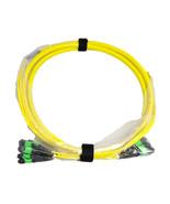 RiteAV MTP/APC Female x 6 to MTP/APC Female x 6, 72 Fibers, SM, Trunk Ca... - $1,006.44