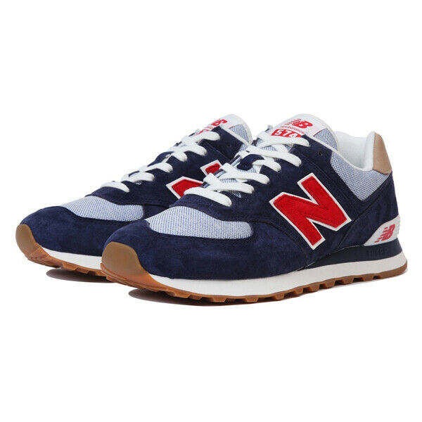 New Balance 574 Classic Men's Fashion Sneakers Casual Shoes (D) NWT ML574PTR image 5