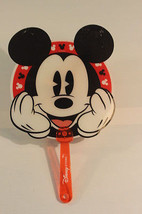 Disney Mickey Mouse Red Hand Held Fan  - $14.85