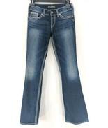 Sikver Suki Jeans Women's Sz 28x34 Dark Wash Stretch (y1)  - $29.99