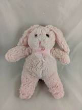 "Animal Adventure Pink Rabbit Plush Bunny 9"" 2017 Stuffed Animal - $6.45"