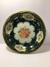 Vintage Daher Decorated Ware 11101 Made in England Tin Serving Tray Bowl... - $7.72