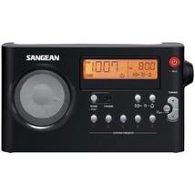 AM/FM Digital Rechargeable Compact Portable Clock Radio  - $77.99