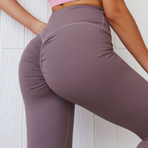 Womens High Waist Yoga Leggings Ladies Stretch Fitness Sports Pants Trouser - $18.90