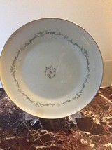 "Signature Collection "" Petite Bouquet"" China Dinner Plate  - $2.48"