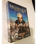 Medieval II Total War - PC complete Sega free shipping - $10.39