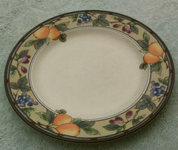 Mikasa Intaglio Garden Harvest salad plate and soup/cereal bowl - $14.00