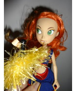 Disney KIM POSSIBLE CHEERLEADER  fashion doll + cake toppers / PVC figur... - $1,616.00