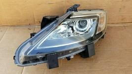 07-09 Mazda CX-9 CX9 Xenon HID Headlight Driver Left LH - POLISHED image 2