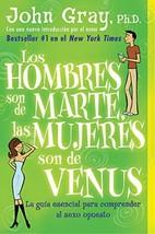 Los hombres son de Marte, las mujeres son de Venus (Spanish) Paperback  – - $20.47