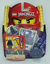 LEGO 2256 Ninjago Lord Garmadon Spinner New in Package 23 Pcs Retired 2011 - $12.19