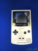 NINTENDO  Game Boy Color Body Gold and Silver  F/S  from JP in good condition - $245.46
