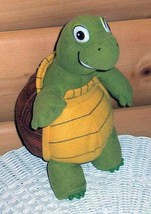 """Dreamworks Over the Hedge Verne Turtle Smiling 11"""" Plush Play Pal - $7.79"""