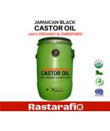 Rastarafi® Pure Jamaican Black Castor Oil | Bulk -Choose Gallon Size - $29.95+