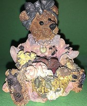 "Boyds Bears & Friends 1995 Style #2273 Justina The Message ""Bearer"" - $8.59"