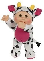 "Cabbage Patch Kids Clara Cow Cutie Baby Doll, 9"" - $20.07"