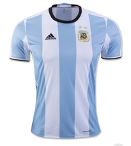 NWT ARGENTINA NATIONAL TEAM  FAN HOME JERSEY SIZE S TO XL - $44.99