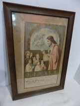 Antique Remembrance of 1st Holy Communion  Clara Blaesing  No.2 - $9.67