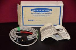 Banner Engineering LR200 Remote Sensor Receiver Emitter 2.4m Range - $35.59