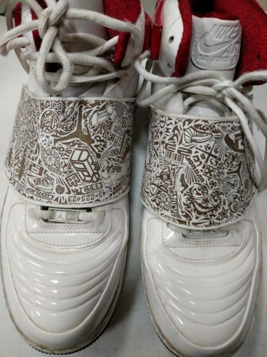 fc63f4f52161 Nike Air Jordan Fusion AJF 20 White Red and 50 similar items