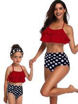 S-XXL Family Matching Swimwear Mother Daughter Bikini  Bathing Beachwear  - $29.99+
