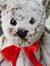 Animal Adventure Brown Teddy Bear Plush Stuffed Animal Soft 2016 Toy - $22.80