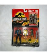 KENNER JURASSIC PARK DENNIS NEDRY FIGURE MOC Card Is NM New NWT Series One - $37.99