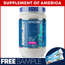 "EVOGEN AminoJect STRONG BCAA + GLUTAMINE RECOVERY ""FREE SHIPPING"" - $17.98"